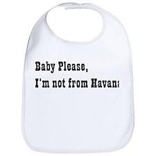 Baby please... Bib