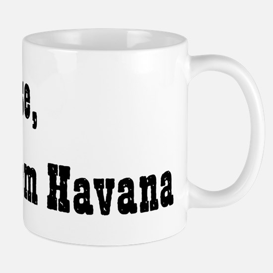 Baby please... Mug