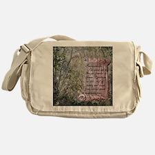 Cute Savannah Messenger Bag