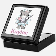 Kaylee's Fairy Kitten Keepsake Box