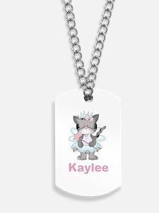 Kaylee's Fairy Kitten Dog Tags