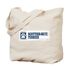 SCOTTISH-SKYE TERRIER Tote Bag