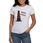 Kiss This Women's T-Shirt