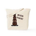 Kiss This Tote Bag