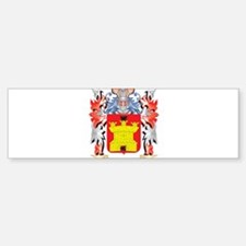 Lazaro Coat of Arms - Family Crest Bumper Bumper Bumper Sticker