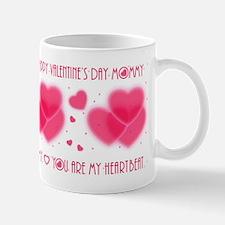 Heartbeat/mommy Mugs