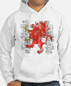 Red Griffin Jumper Hoody