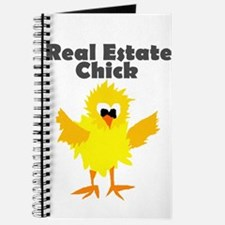 Real Estate Chick Art Journal