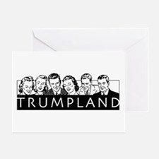 Trumpland Greeting Cards