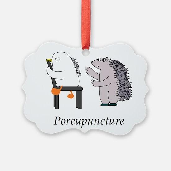 Acupuncture Ornament