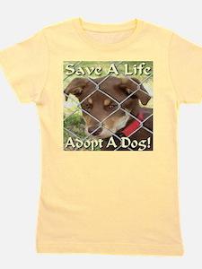 Adopt A Dog! T-Shirt