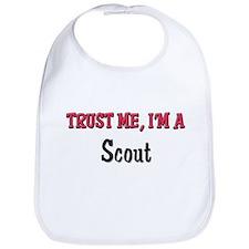 Trust Me I'm a Scout Bib