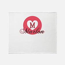 marlon Throw Blanket
