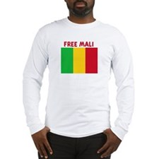 FREE MALI Long Sleeve T-Shirt
