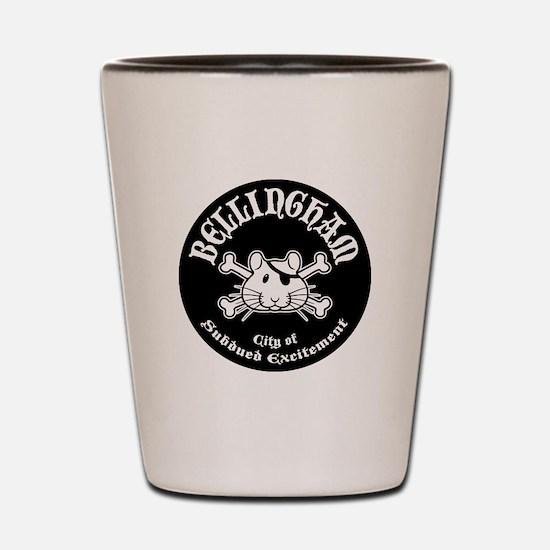 Bellingham Subdued Shot Glass