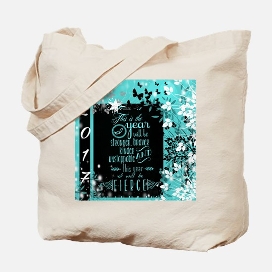 Unique Years Tote Bag