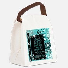 Cute Years Canvas Lunch Bag