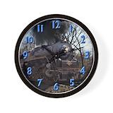 Railroad train Basic Clocks