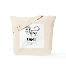 Liger ~  Tote Bag