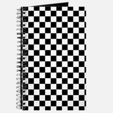 Black Checkers Journal