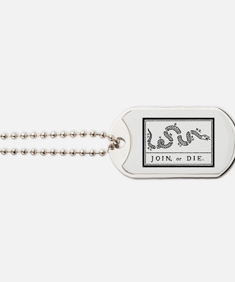 Unique Join die Dog Tags