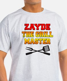 Zayde The Grill Master T-Shirt