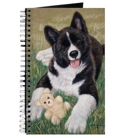 Akita Puppy Journal