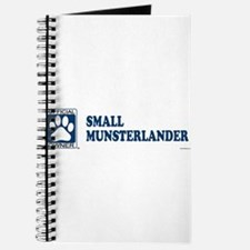 SMALL MUNSTERLANDER Journal