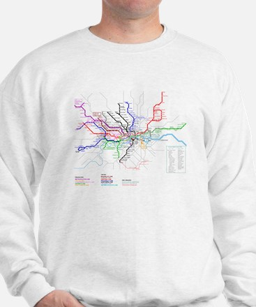 Cute Metro Sweatshirt