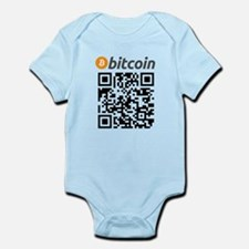 Bitcoin QR Code Body Suit