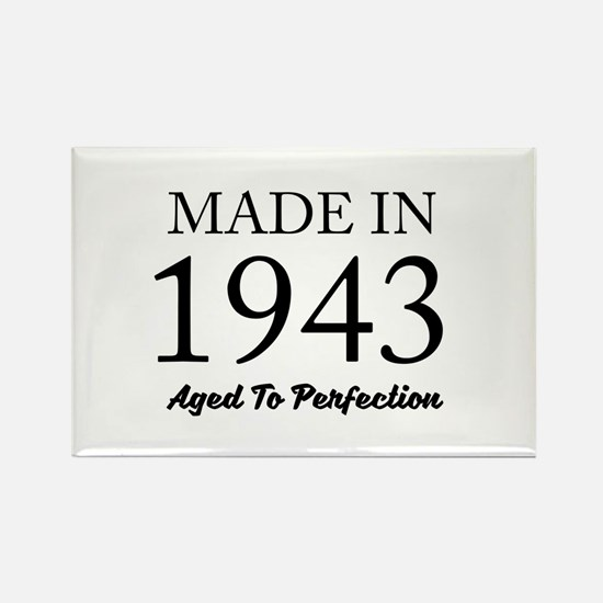 Made In 1943 Magnets