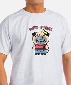 HELLO PUGGY T-Shirt