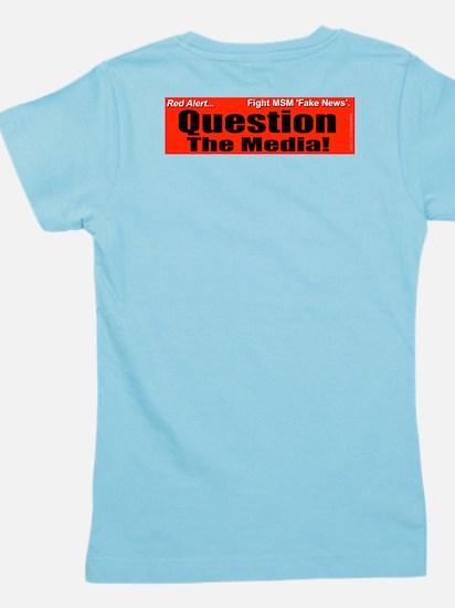 Question Media Girl's Tee