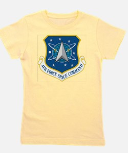 Cute Space command Girl's Tee