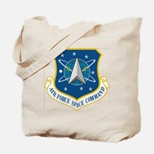 Funny Air force space command Tote Bag