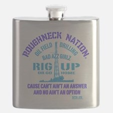 RIG UP Oilfield Flask