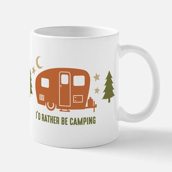Rather Be Camping C3 Mug