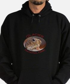 Glacier National Park...Pika Profile Sweatshirt
