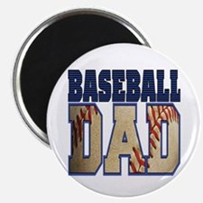 baseball dad Magnets