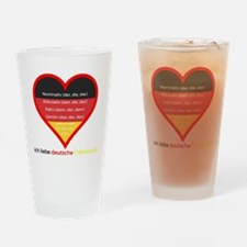 Cool Iching Drinking Glass