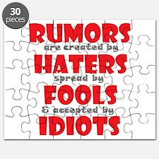 rumors Puzzle