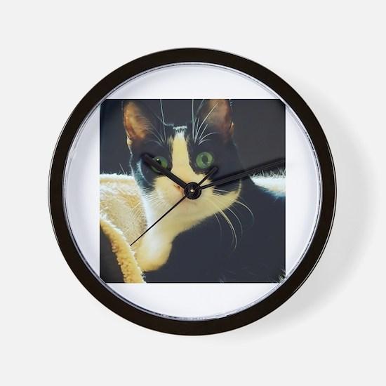 Cute Grumpy cat Wall Clock