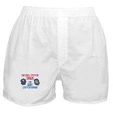 Shawn - Astronaut  Boxer Shorts