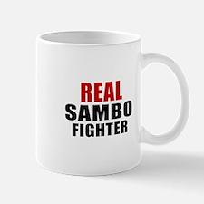 Real Sambo Fighter Mug
