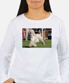 Funny Afghan hound T-Shirt
