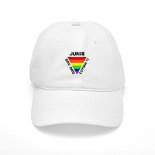 Junie Gay Pride (#006) Baseball Cap