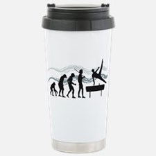 Unique Male gymnast Travel Mug