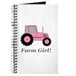 Farm Girl Tractor Journal