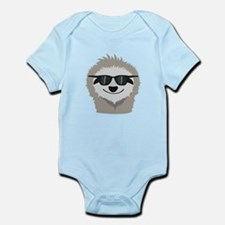 Sloth with sunglasses Body Suit