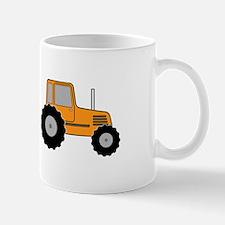Farm Girl Tractor Mug
